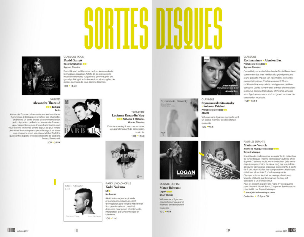 edition magazine presse